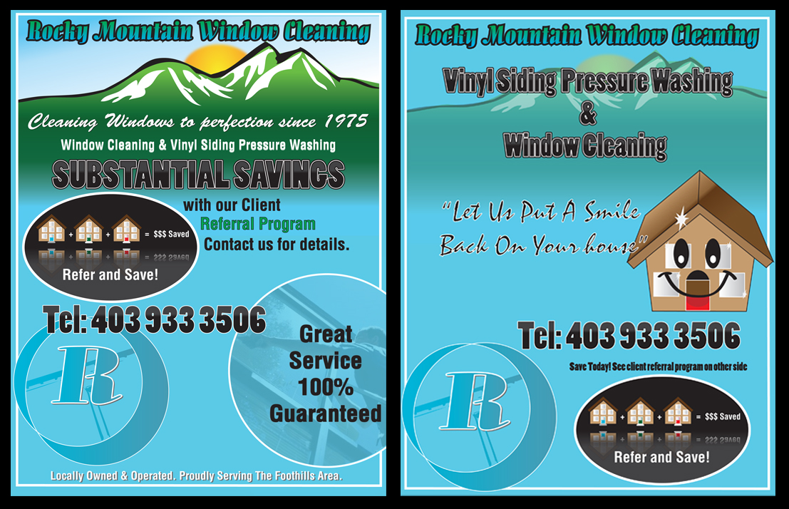 rocky mountain window cleaning calgary web design click