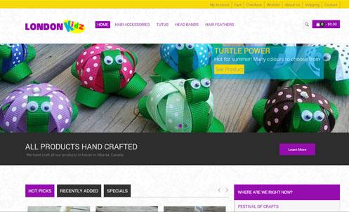 londonkidz-full-web-design-okotoks-calgary