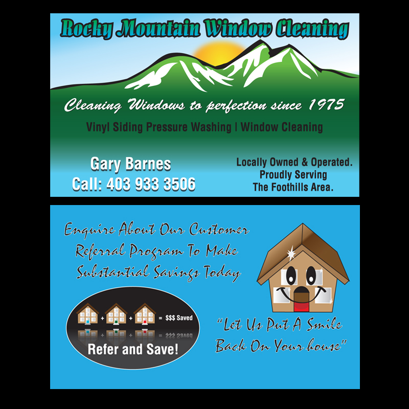 Rocky Mountain Window Cleaning | Calgary Web Design